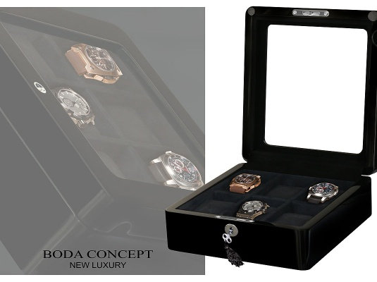 Шкатулка для хранения 6-ти часов Watch-Box6B 850_600_27356