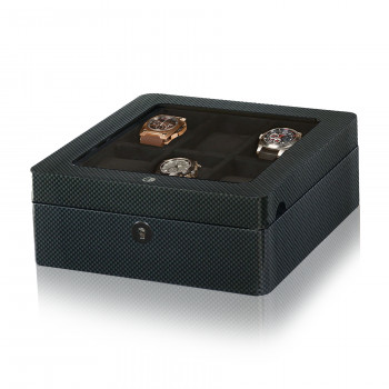 Шкатулка для хранения 6-ти часов Watch-Box6CF 600_600_27362