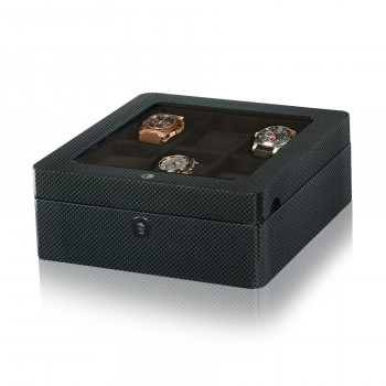Шкатулка для хранения 6-ти часов Watch-Box6CF 600_600_29720